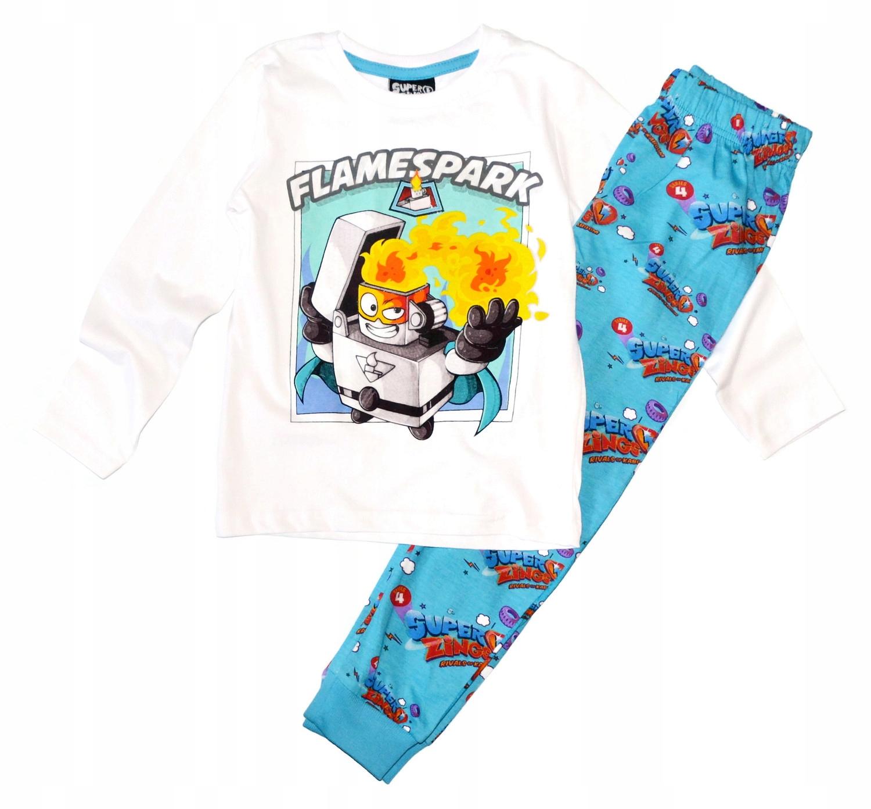 SUPER ZINGS 128 pyžama, pyžamo