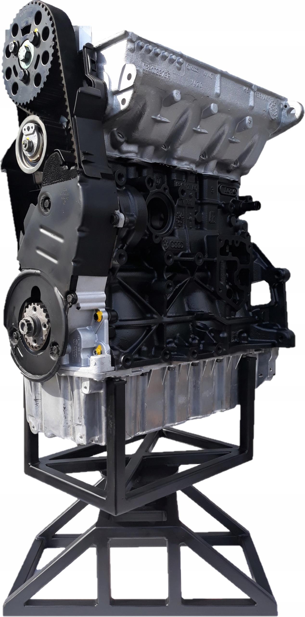 двигатель 2 0 tdi bmm 140km audi seat skoda vw