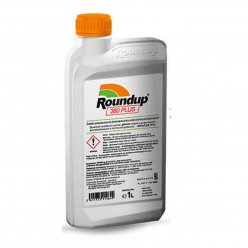 ROUNDUP 360 PLUS FOR WEED RANDAP 1л