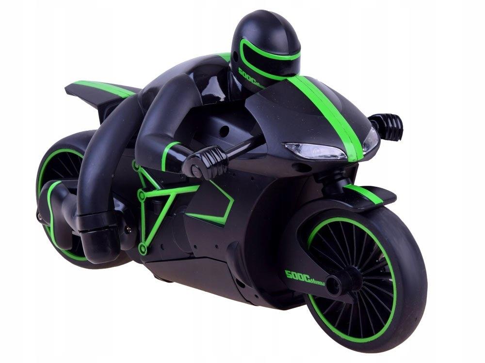 Sportowy MOTOR sterowany na pilota Ścigacz RC0405 Płeć Chłopcy