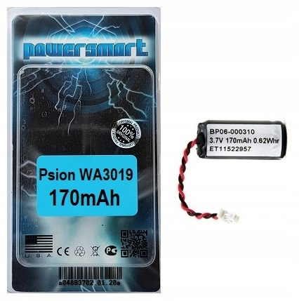 BATTERY PRE PSION TEKLOGIX WORKABY PRO 3 W3019