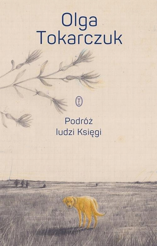 Item THE JOURNEY OF THE PEOPLE OF THE BOOK OLGA TOKARCZUK, THE NOBEL PRIZE