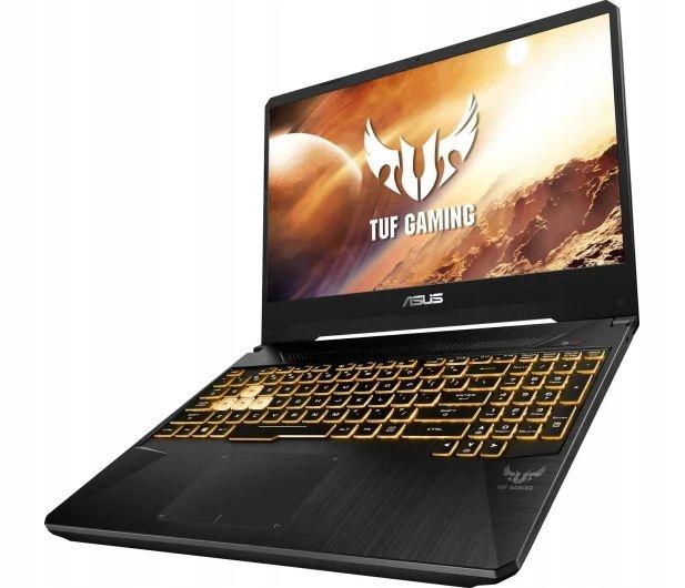 ASUS TUF Gaming R-3550H 16GB 256 PCIe GTX1650 4GB Typ wzmocniony