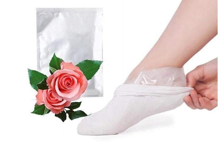 Exfoliačné ponožky ponožky nohy ponožky