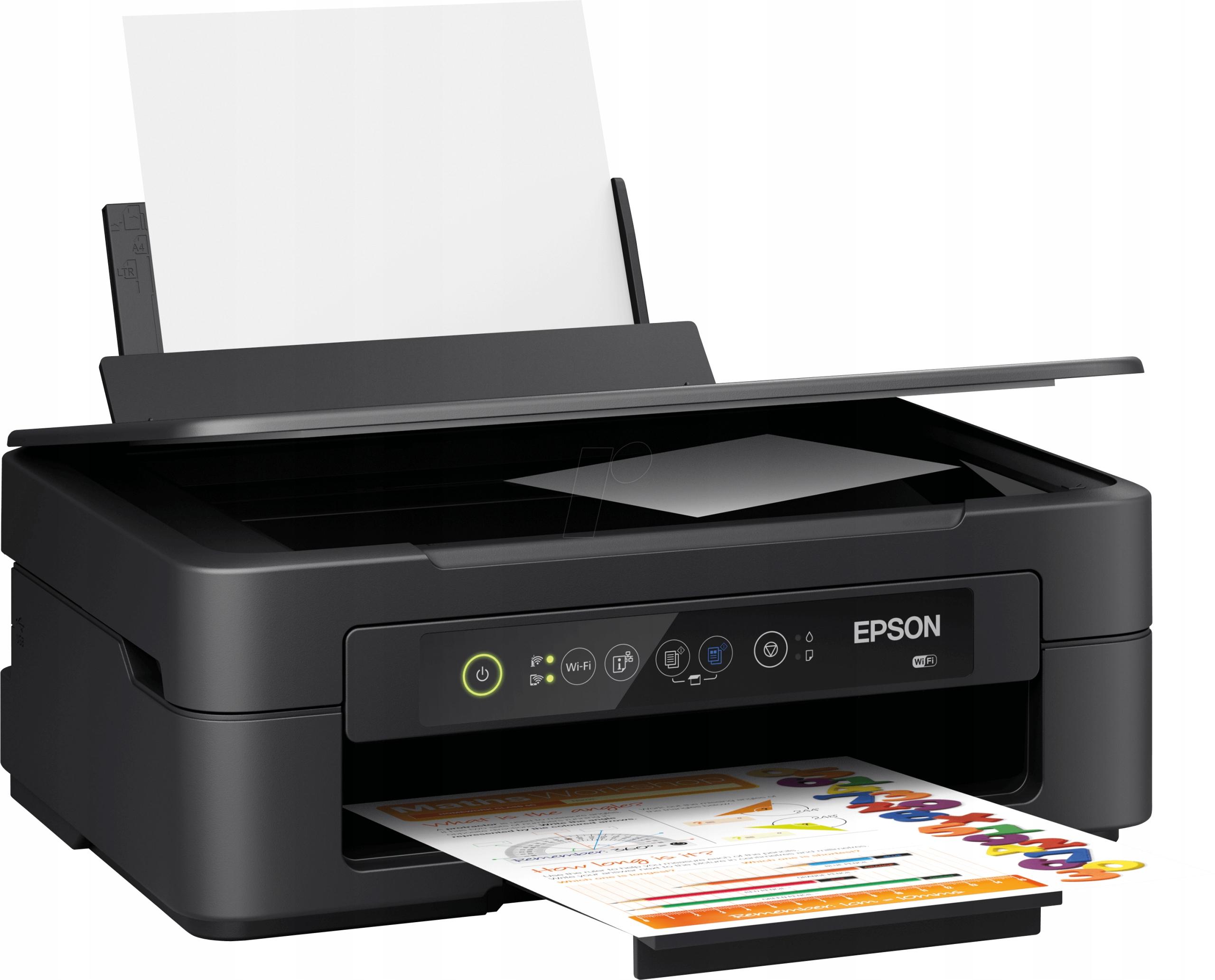 Принтер, сканер 3in1 Epson Expression XP-2100 WiFi