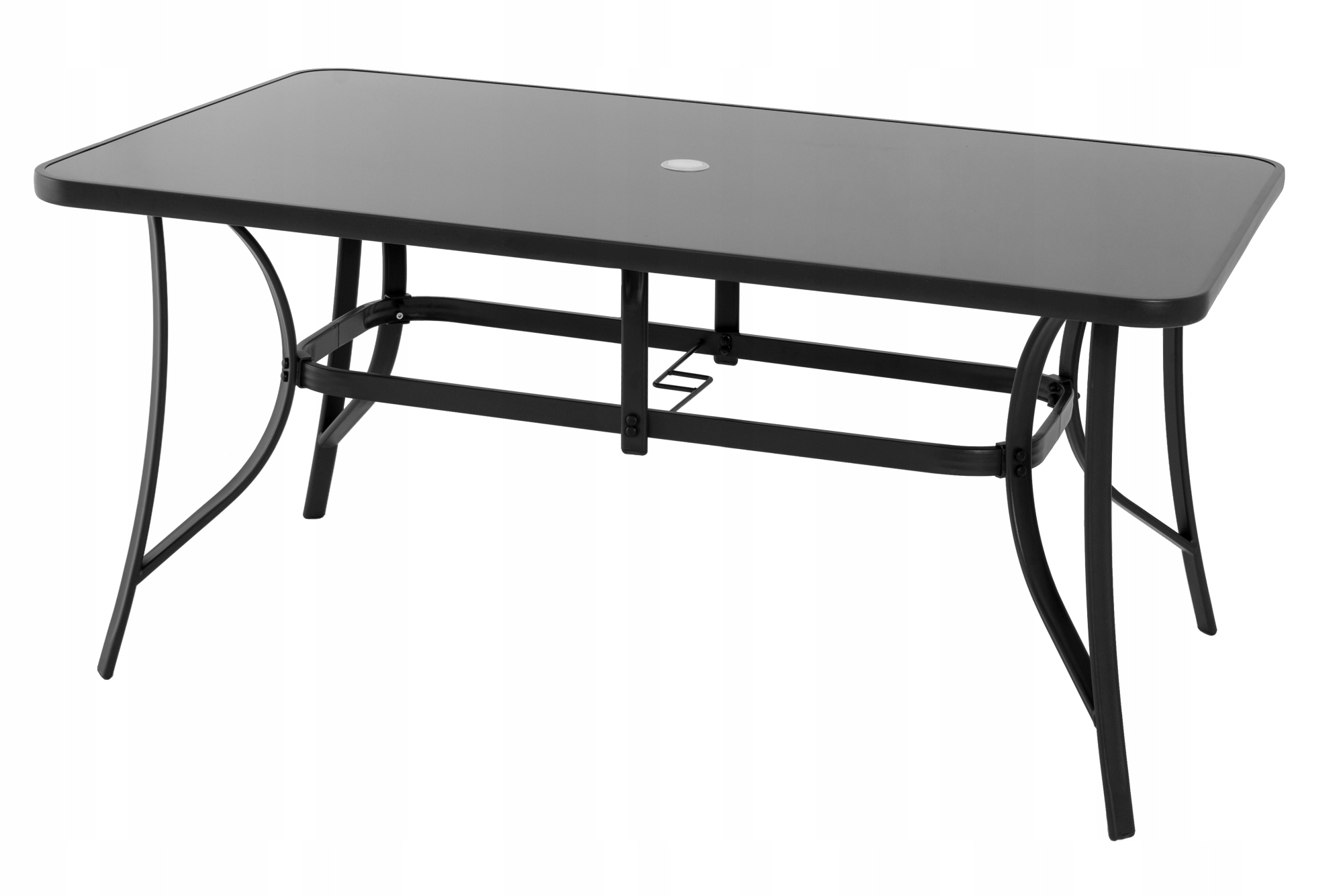 SADA ZÁHRADNÉHO NÁBYTKOVÉHO STOLU Dáždnik 6 STOLIČIEK Typ stola a stoličiek