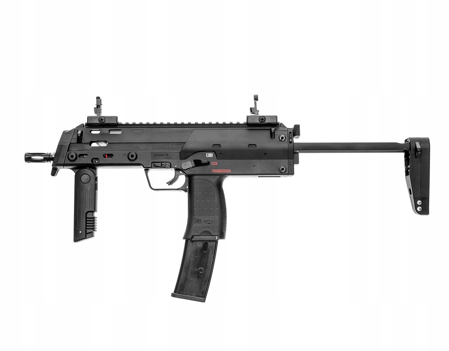 Samopal AEG H&K MP7A1 + POŠTOVNÉ