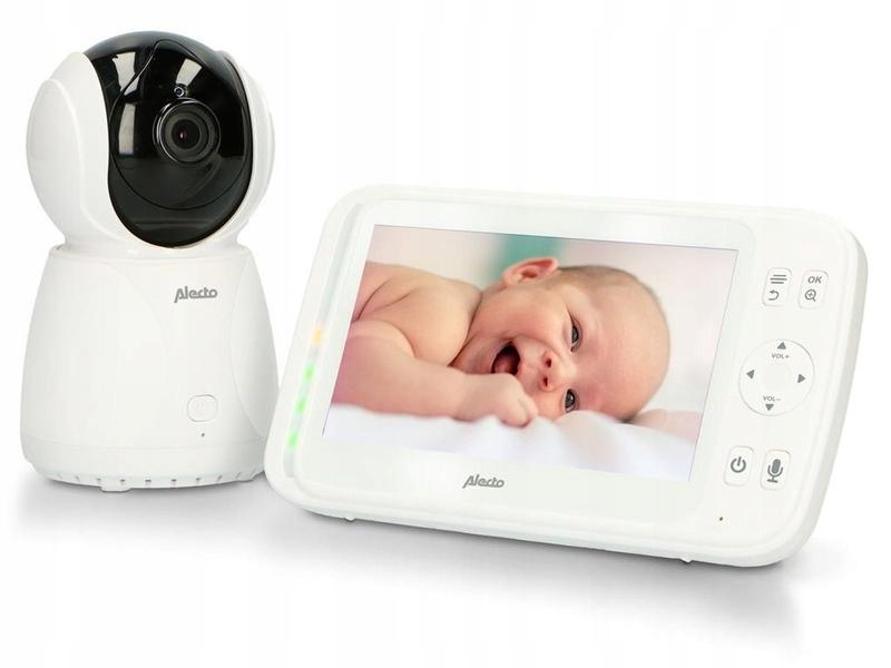 Elektroniczna Niania Alecto DVM-275 kamera