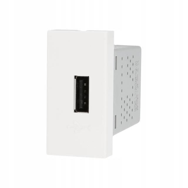 WUSB-CHARGER-61 Модуль белый LIVOLO USB зарядное устройство
