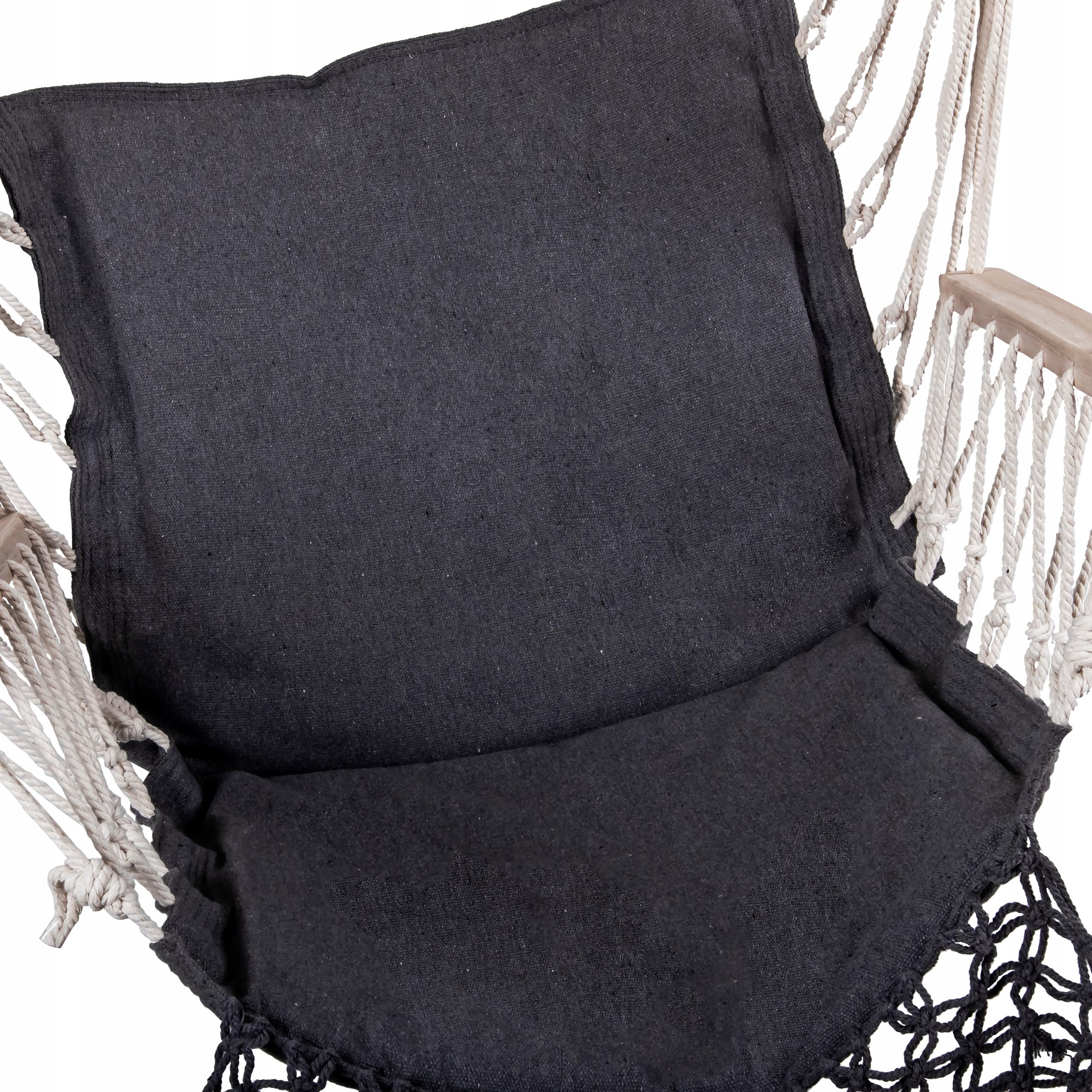 Krzesło wiszące BRAZYLIJSKIE HAMAK huśtawka COSTA Producent Sapphire