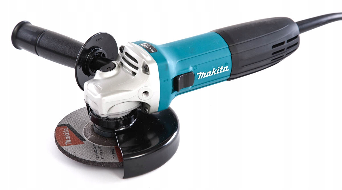 Szlifierka kątowa MAKITA GA5030R 125mm 720W+TARCZA
