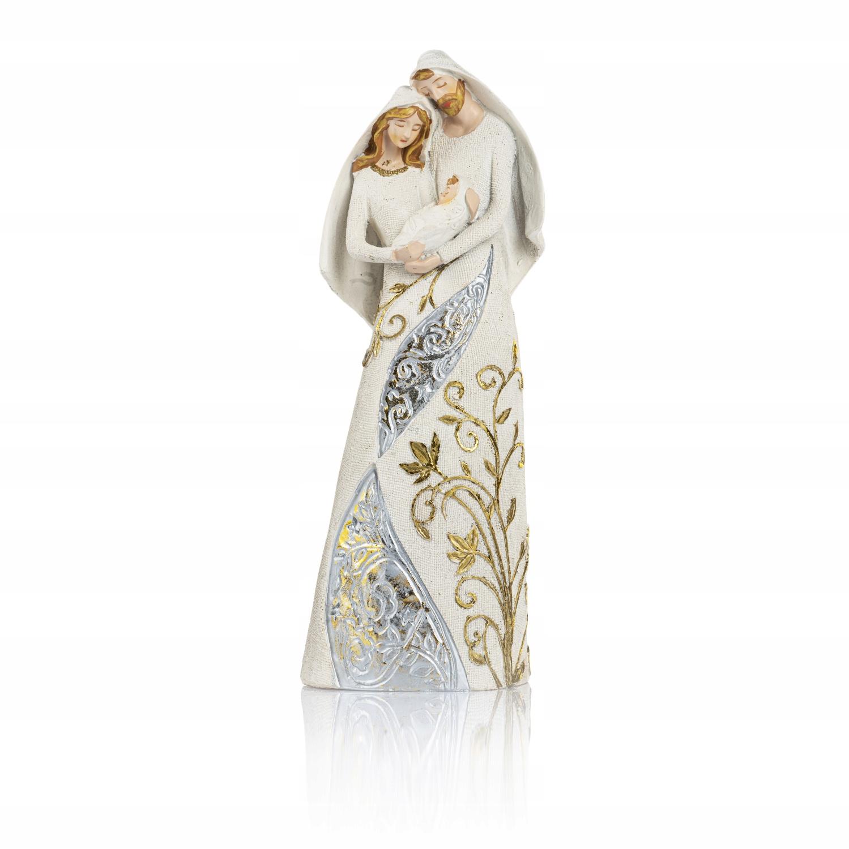 Святое Семейство | богатые украшения | фигурка | подарок