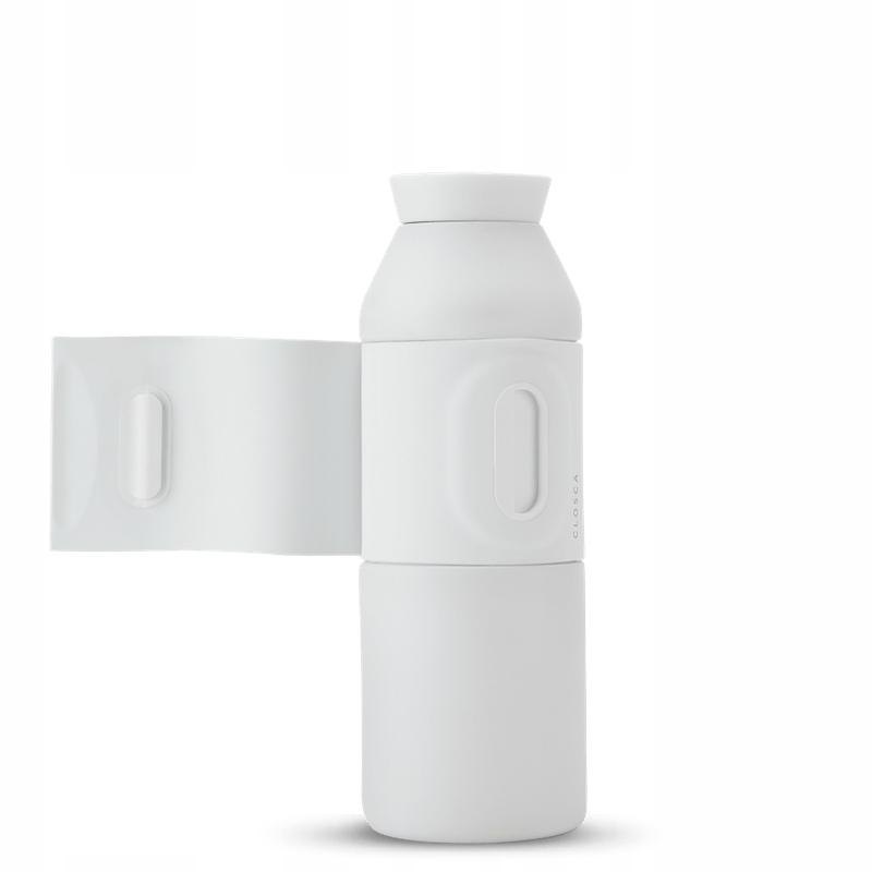 Butelka Termiczna TERMOS CLOSCA WAVE WHITE 600 ml