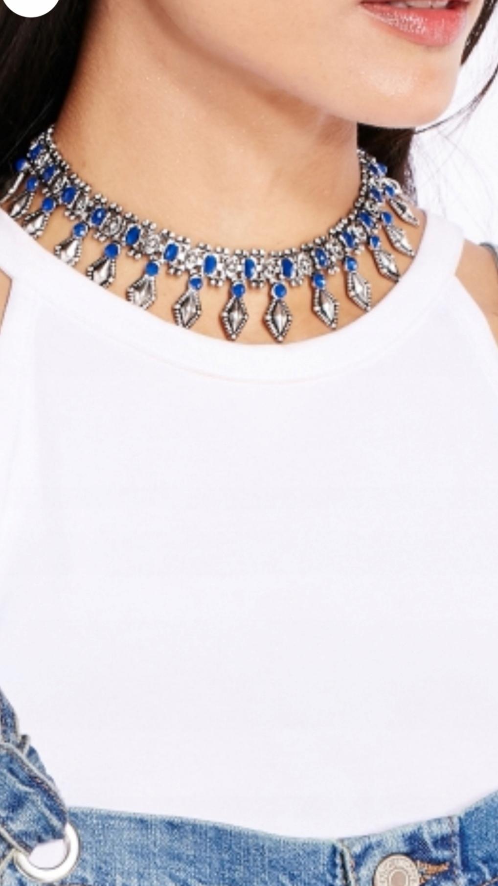 Strieborný retiazkový náhrdelník Aldo Terravia