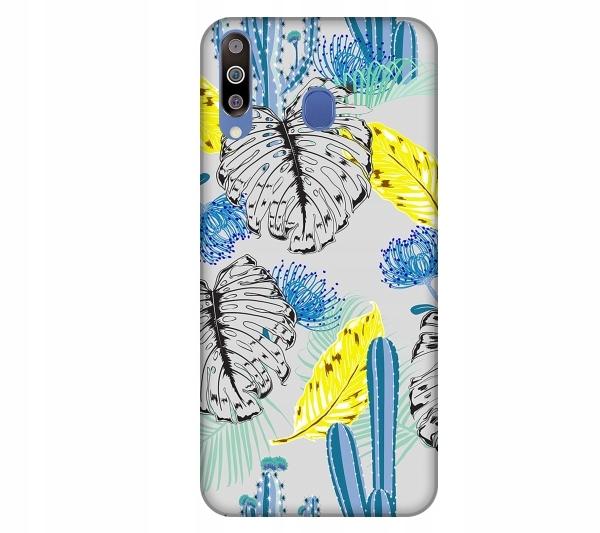 Etui na telefon Samsung Galaxy M30 Kaktus tropical