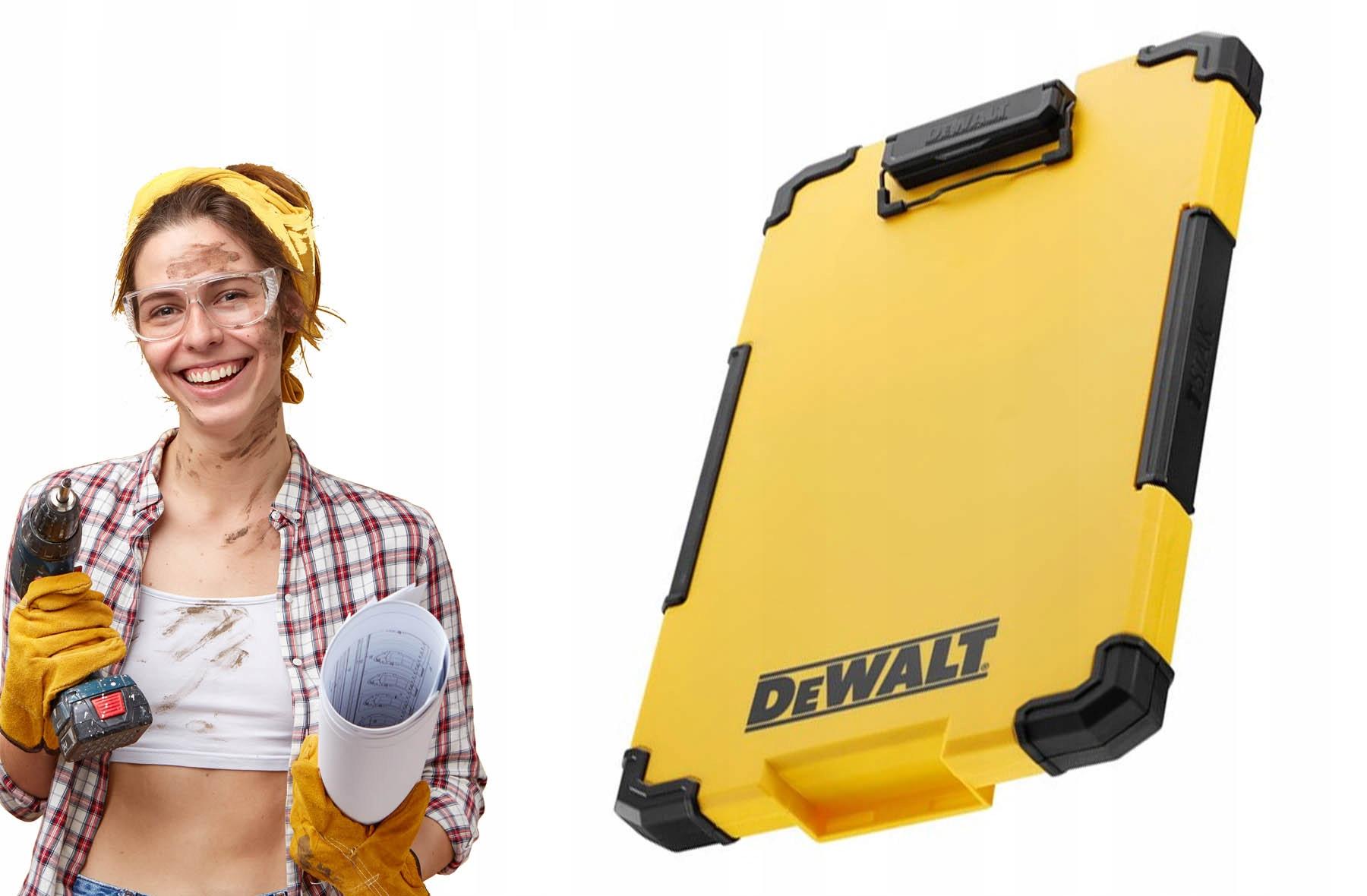 DeWalt DWST82732-1 Podkładka Notes LED Organizer