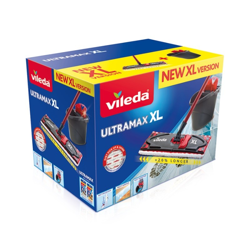 VILEDA MOP set UltraMax BOX XL