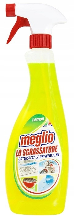 MEGLIO Płyn Odtłuszczacz uniwersalny Lemon 750ml