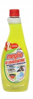 Обезжиривающее средство Meglio 750 мл, заправка