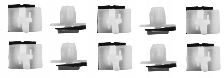 hyundai kia запонки штифт планки порогового боковой