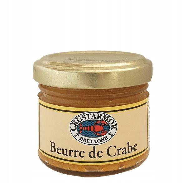 Masło krabowe| Bretania | Owoce morza | Crustarmor