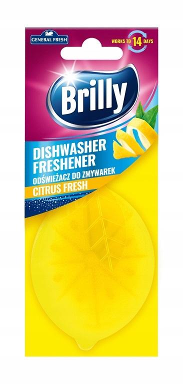 GENERAL FRESH Лимонный освежитель посудомоечной машины