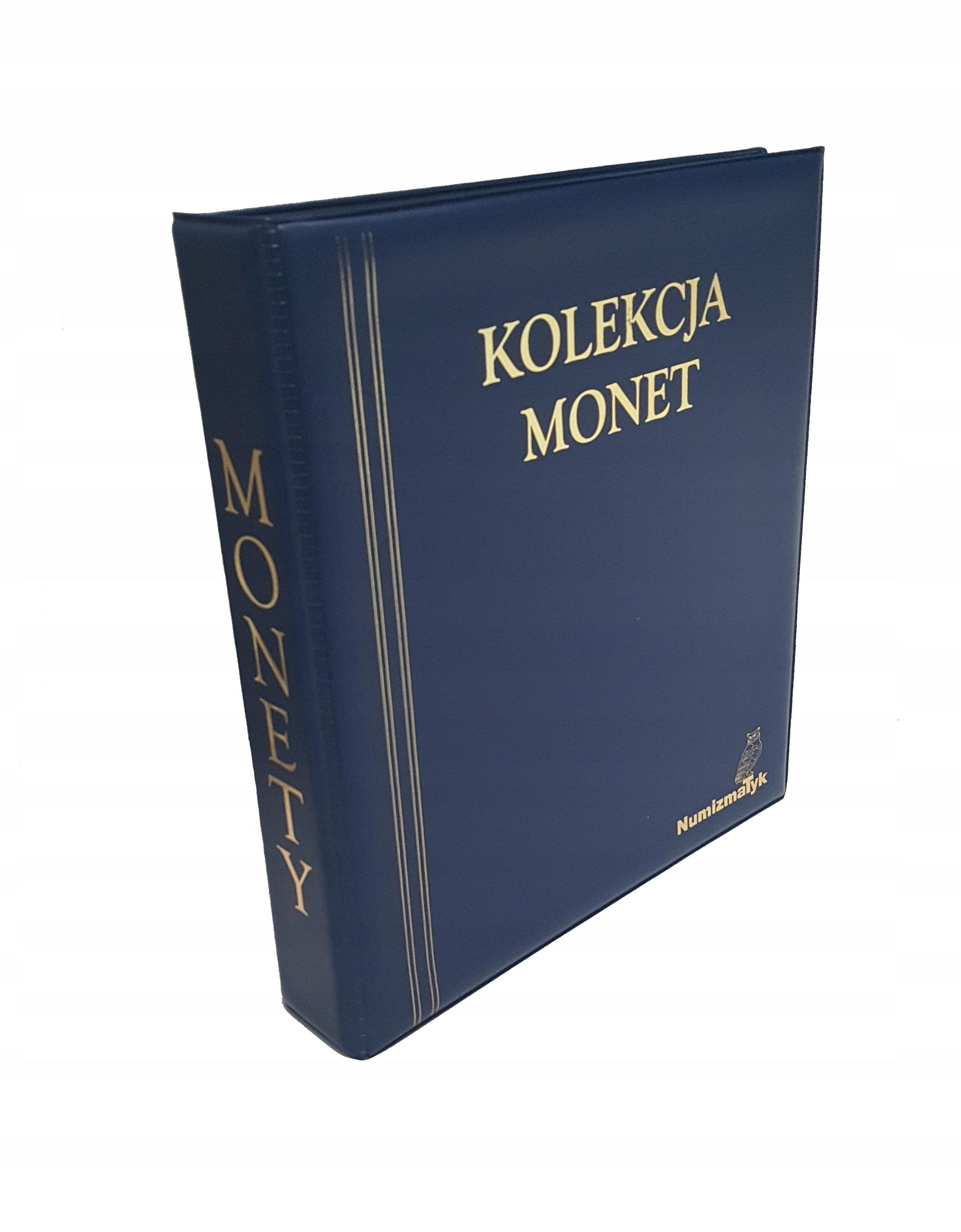 ALBUM CLASSER НА 300 МОНЕТ 2 PLN, 5 PLN 2 евро ШАНС