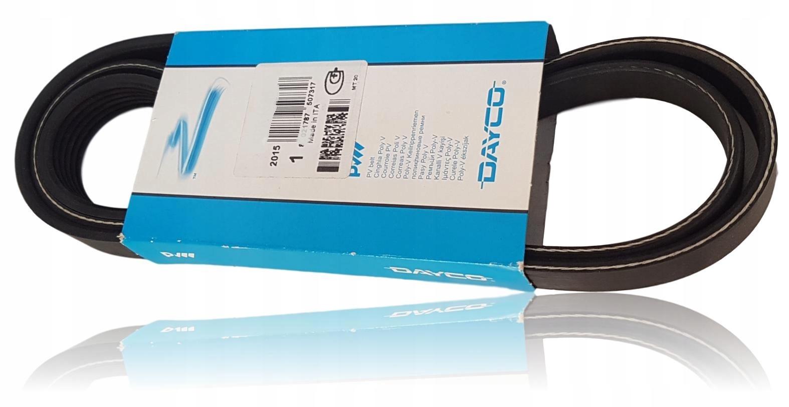 dayco панель клиновой 6pk1080dt