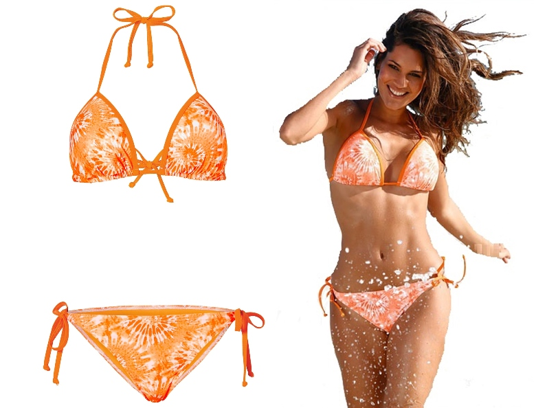 Bon Prix - strój kąpielowy bikini push up 38 M