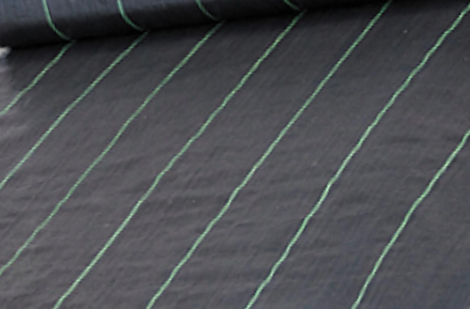 Agrotkanina antychwastowa czarna UV, 70g, 1,1 x 1m Producent Bradas