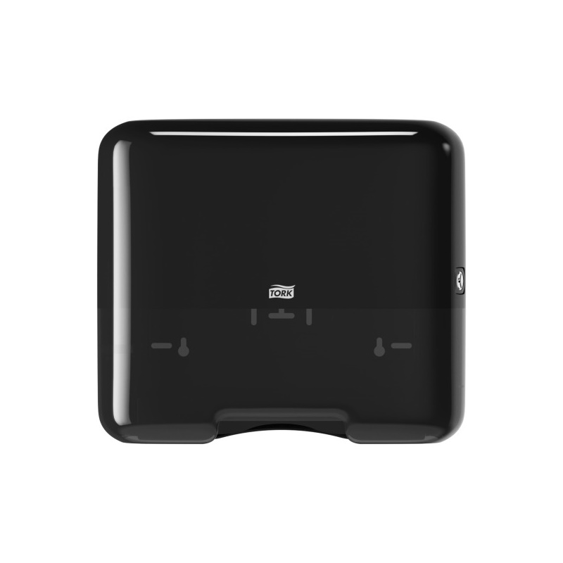 Tork 553108 - Mini dozownik do ręczników Czarny H3
