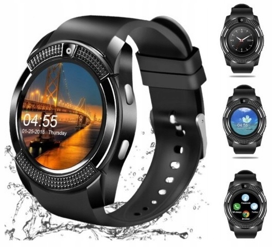 SMARTWATCH zegarek do SAMSUNG HUAWEI SONY APPLE LG