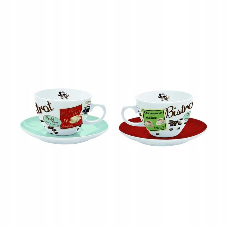 Súbor cappuccino šálky Nuova R2S Ročník 2