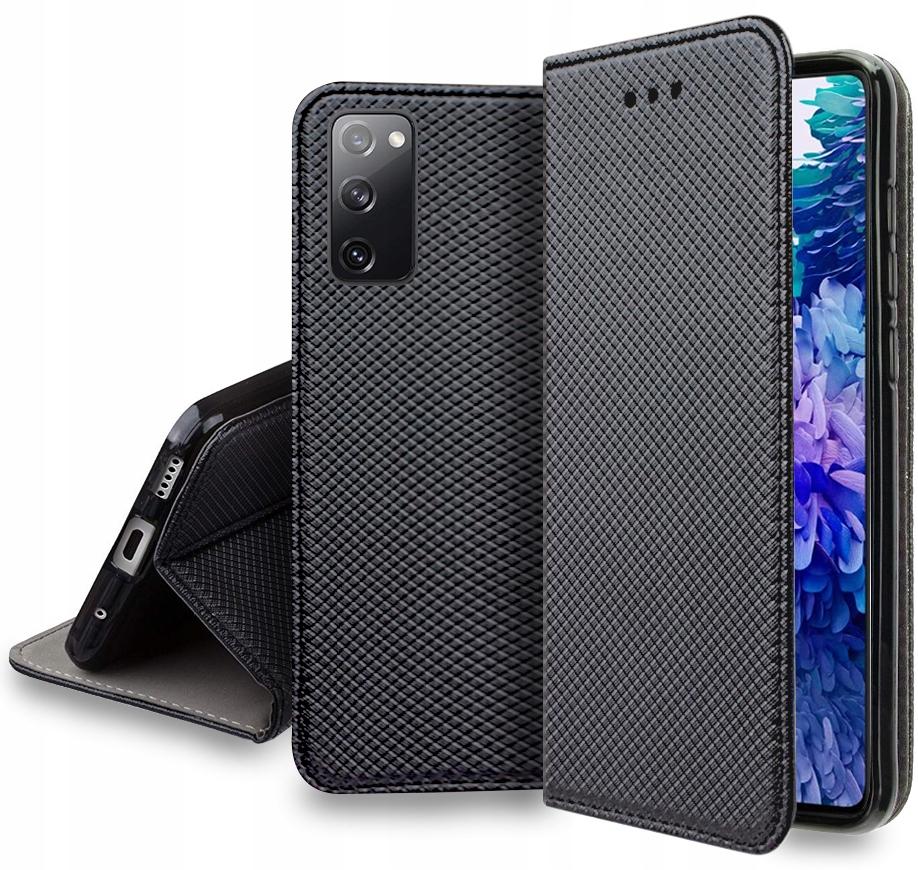Etui do Samsung Galaxy S20 FE Case Magnet + Szkło