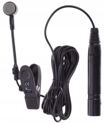 Kapacitný mikrofón s T.BONE CC 75 CLIP