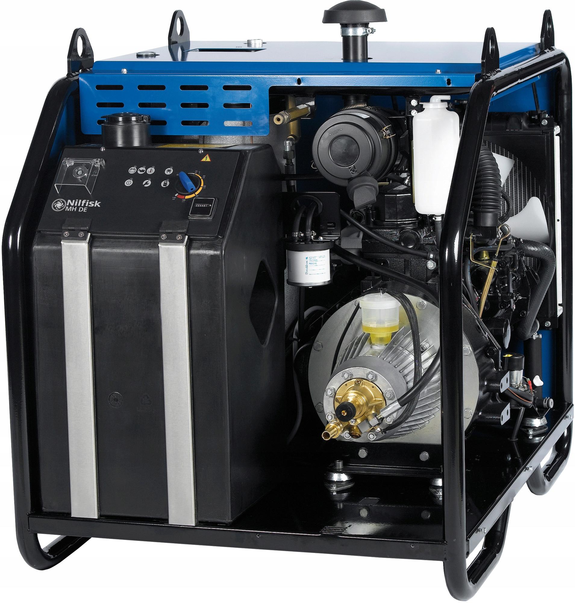 Моечная машина высокого давления gorącowodna Nilfisk MH 7P-220