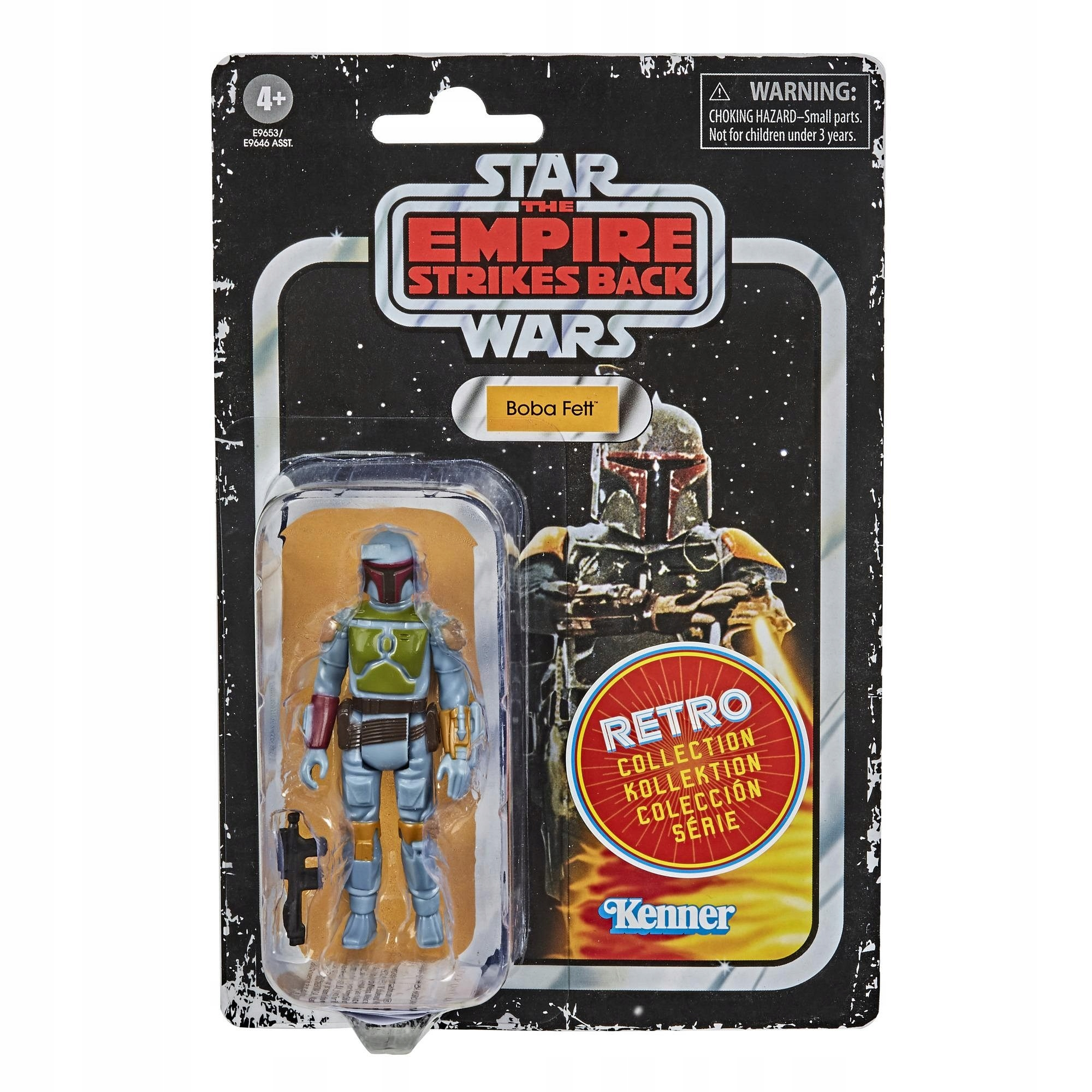 Star Wars Retro - figúrka BOBA FETT Star Wars