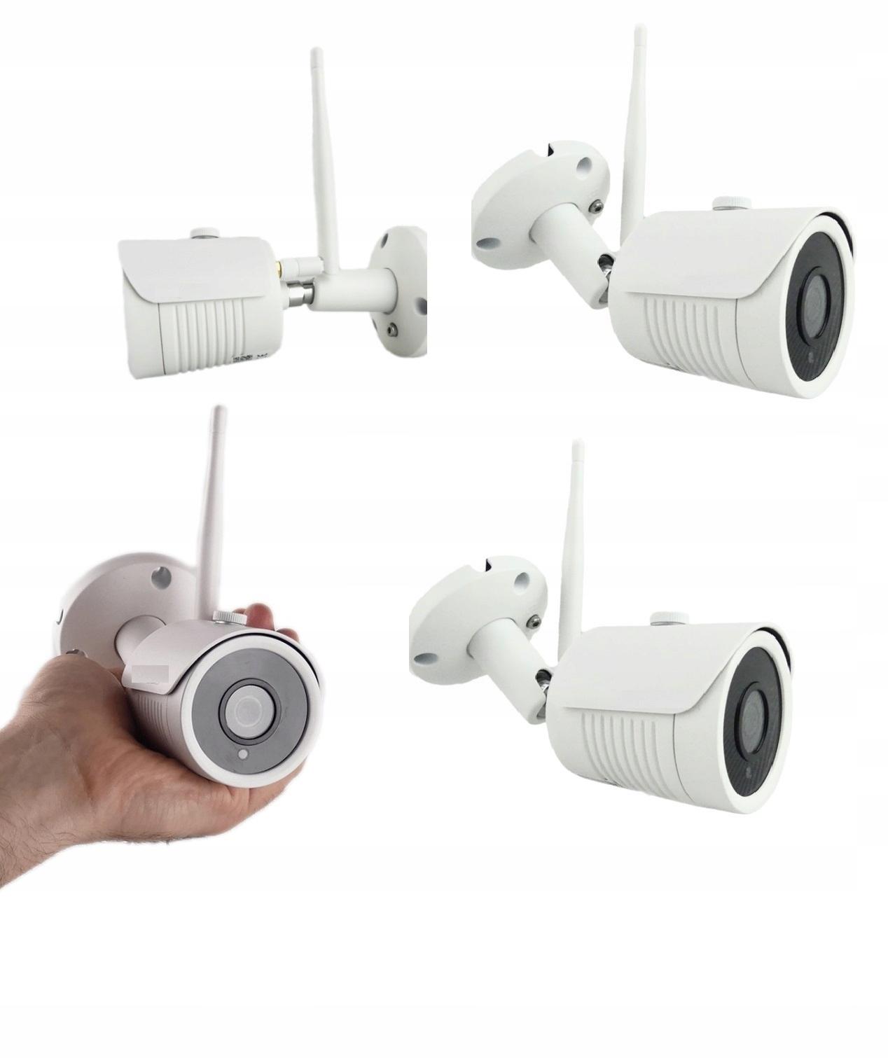 Kamera zew TUBOWA WIFI 3,6mm 5Mpx mSD do 128GB Kod producenta 2020