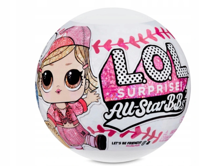 LOL Surprise All-Star B.B.s BÁBKY BOLKY 570370