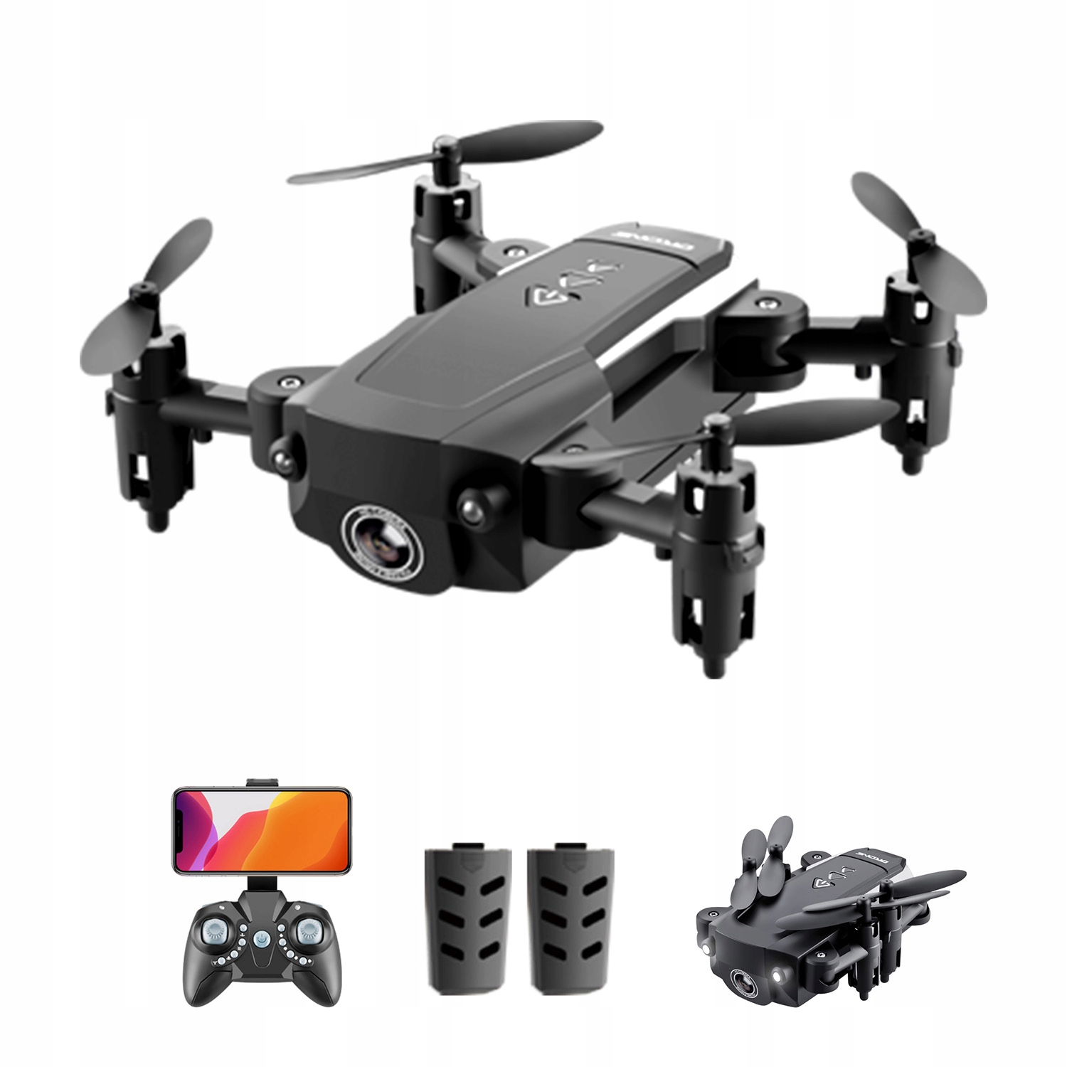 Item The WLRC KK8 UAV drone with 1080P CAMERA with 2 battery