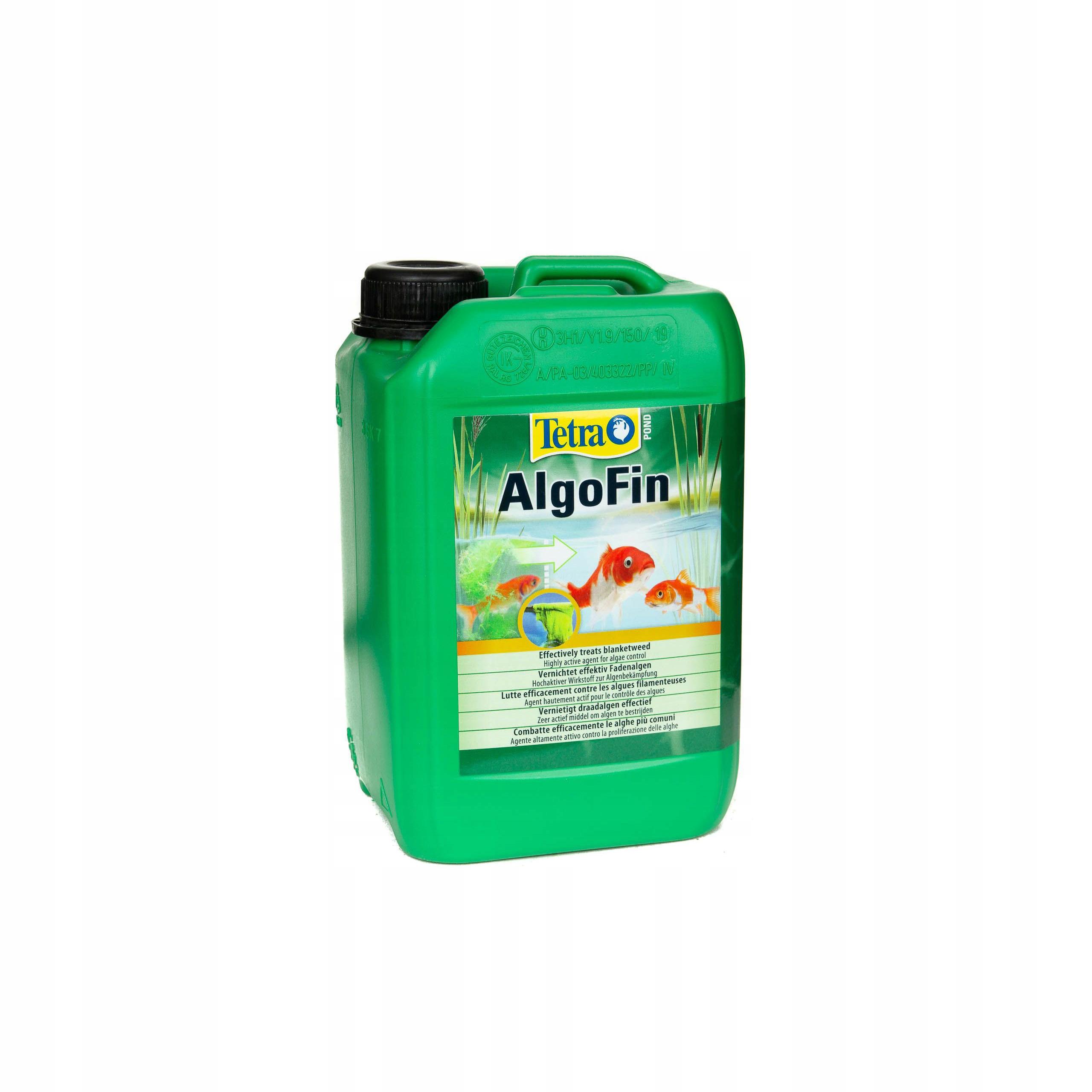 TETRA POND ALGOFIN NA GLONY NITKOWATE ALGO FIN 3L