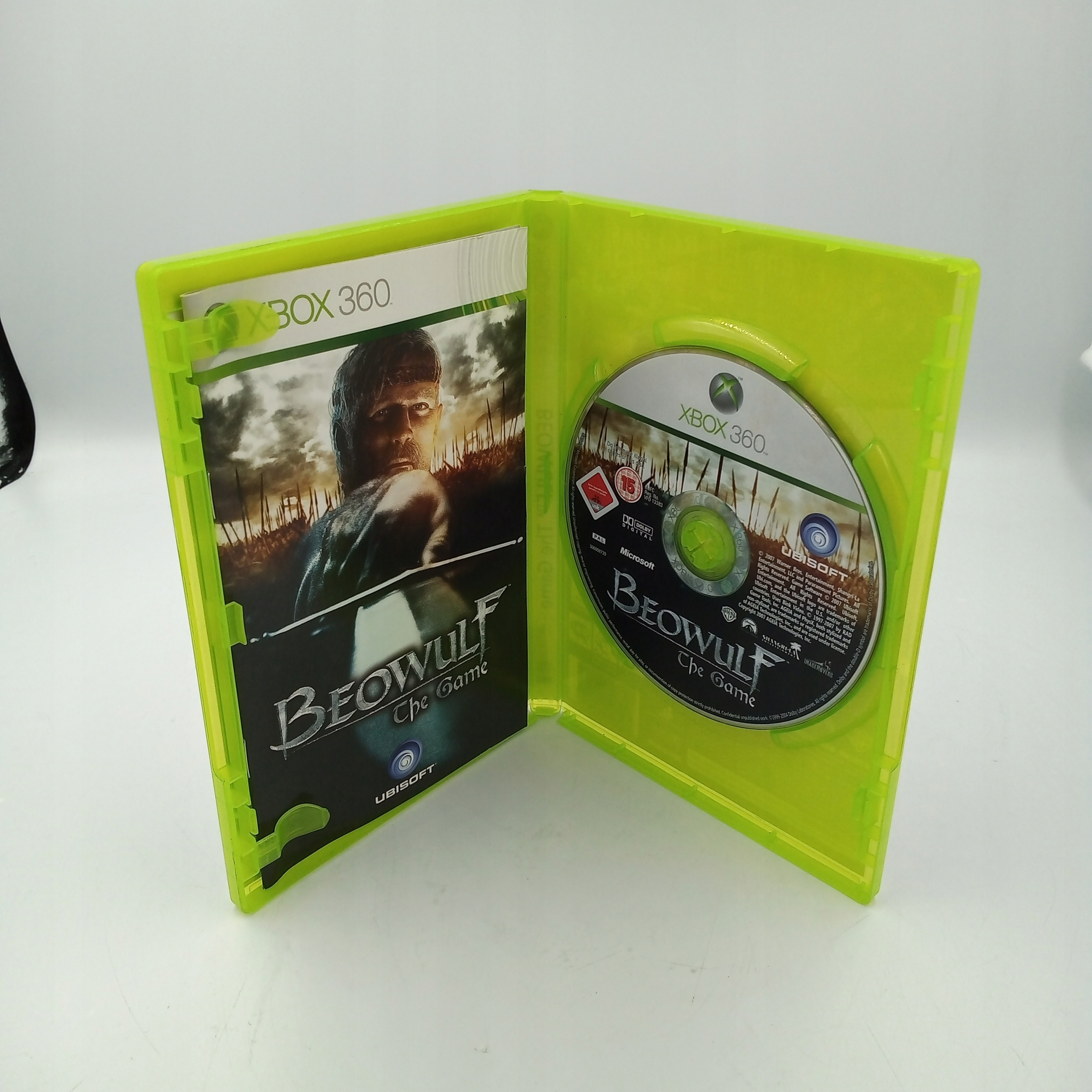 Купить Беовульф Xbox360 на Otpravka - цены и фото - доставка из Польши и стран Европы в Украину.