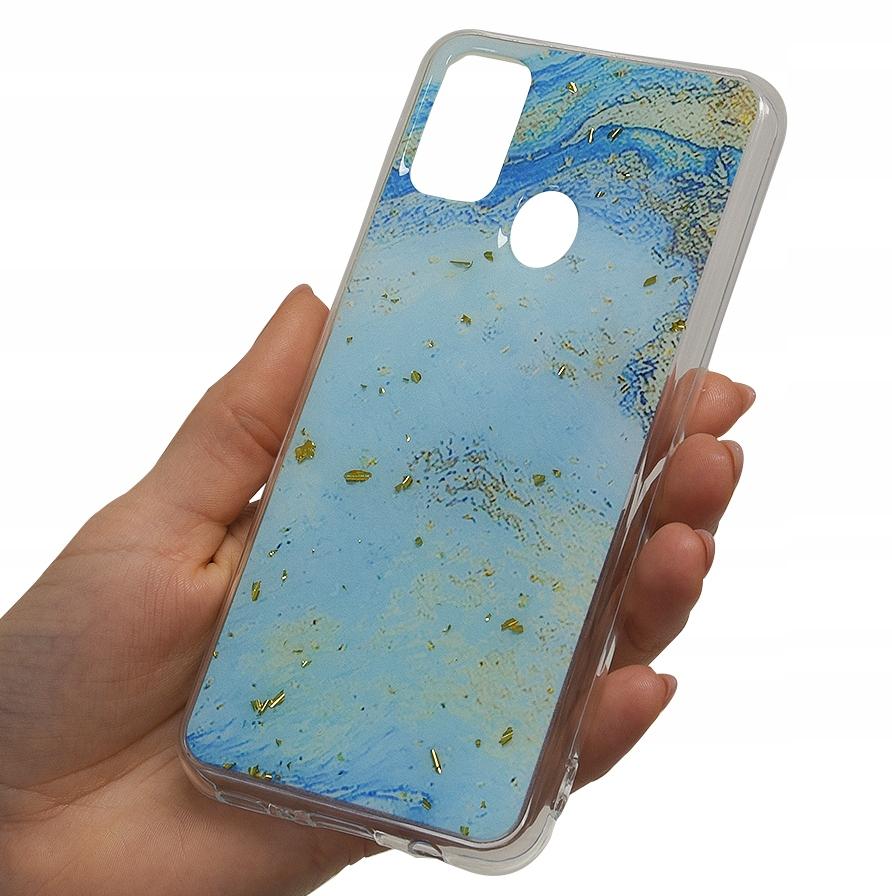 Etui do Samsung Galaxy M21 Case Wzór + Szkło 9H Kod producenta 446471