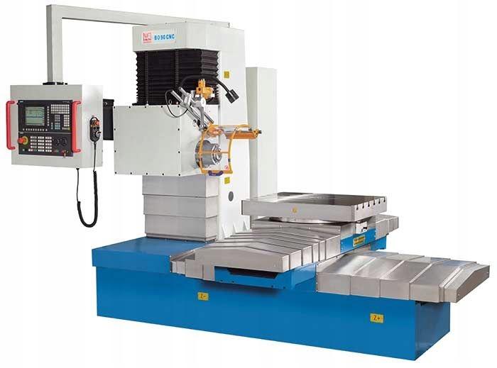 KNUTH BO 90 CNC Wiertarko-frezarka CNC