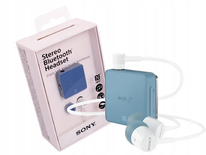 Słuchawki Bezprzewodowe Sony SBH24 Bluetooth