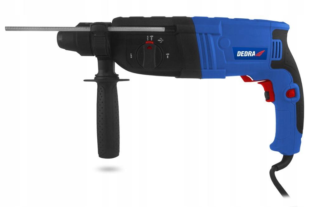 Перфоратор Dedra DED7850 SDS Plus 900W чемодан