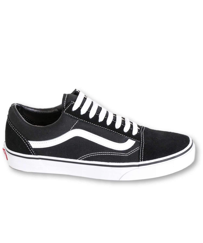 Buty Vans U OLD SKOOL V00D3HY28 Black/White 9