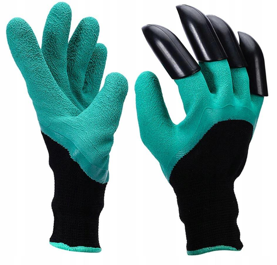 Сад работы перчатки грабли когти когти когти