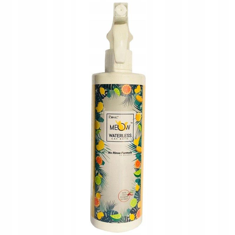 Pravda Kultový suchý šampón pre mačky 500 ml