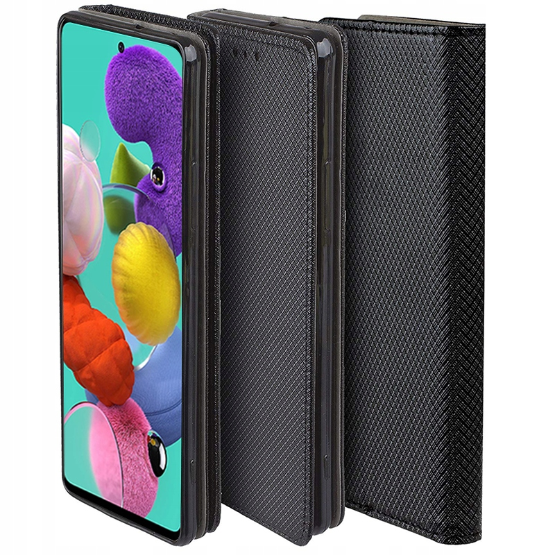 Etui do Samsung Galaxy M51 Smart Magnet Book Szkło Dedykowany model Samsung Galaxy M51
